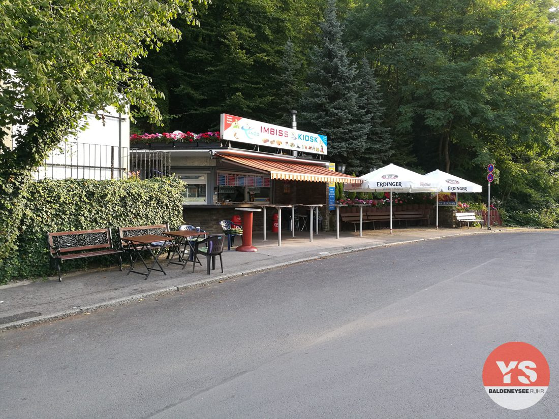 Am baldeneysee cafe What's My